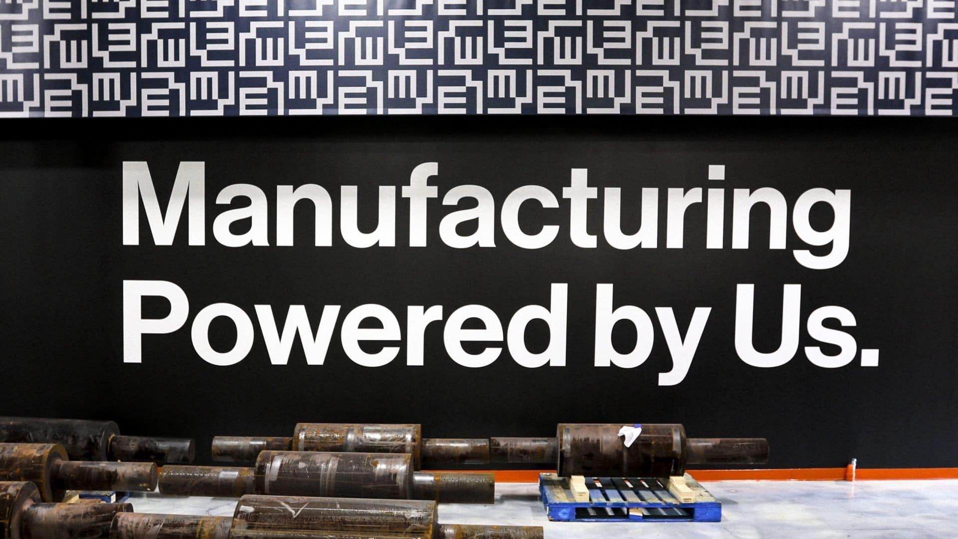 Empower Manufacturing interior signage manufacturing powered by us